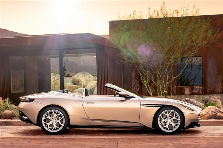 Aston Martin Leasing Vehicle Contracts