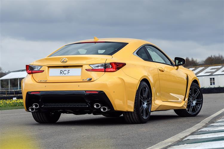 LEXUS RC F COUPE Carbon
