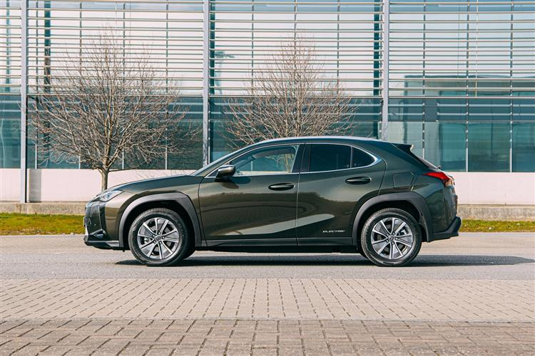 LEXUS UX ELECTRIC HATCHBACK