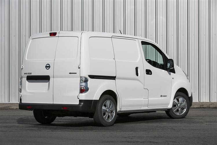NISSAN e-NV200 ELECTRIC ELECTRIC