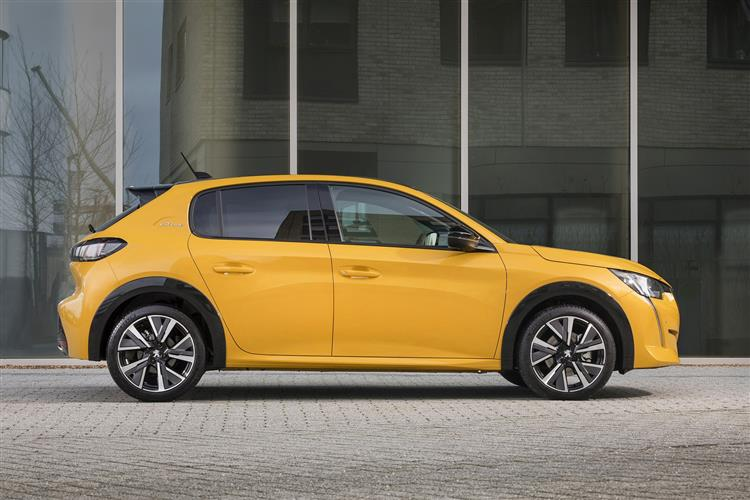 PEUGEOT 208 ELECTRIC HATCHBACK