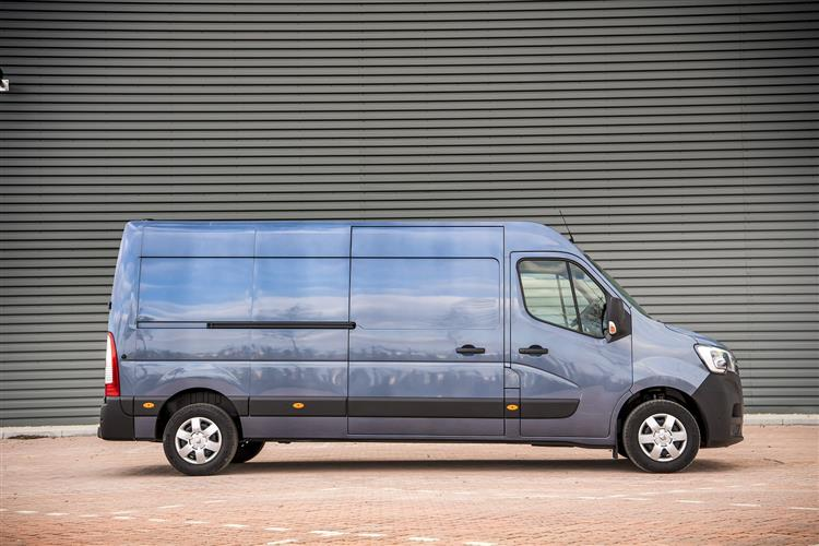 RENAULT MASTER ZE ELECTRIC