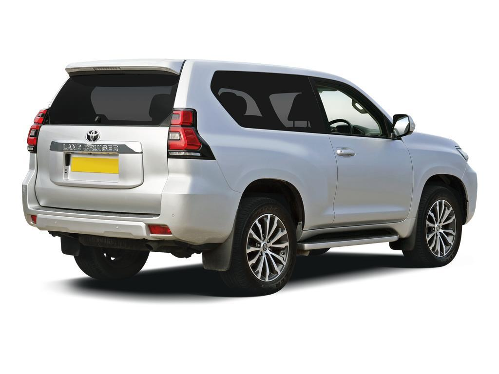 Toyota Land Cruiser 28 D-4d Utility 3dr 5 Seats | contract