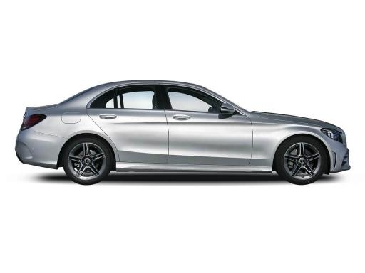 MERCEDES-BENZ C CLASS SALOON C220d AMG Line Premium 4dr Auto