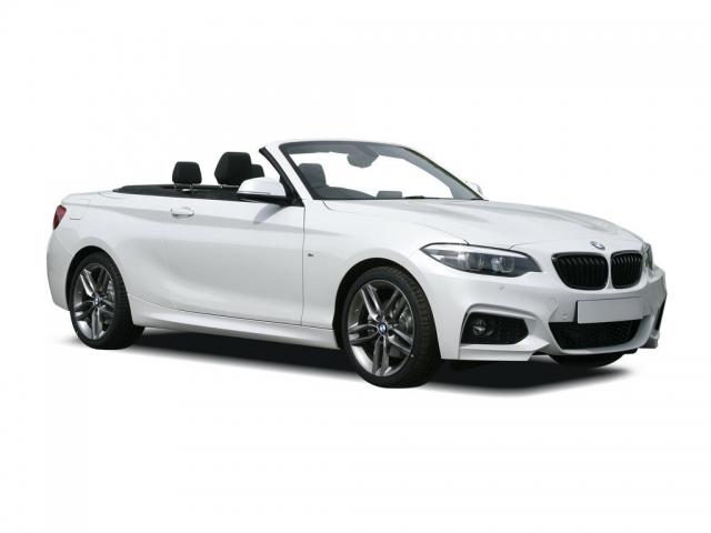 BMW 2 SERIES CONVERTIBLE 218i SE 2dr [Nav]