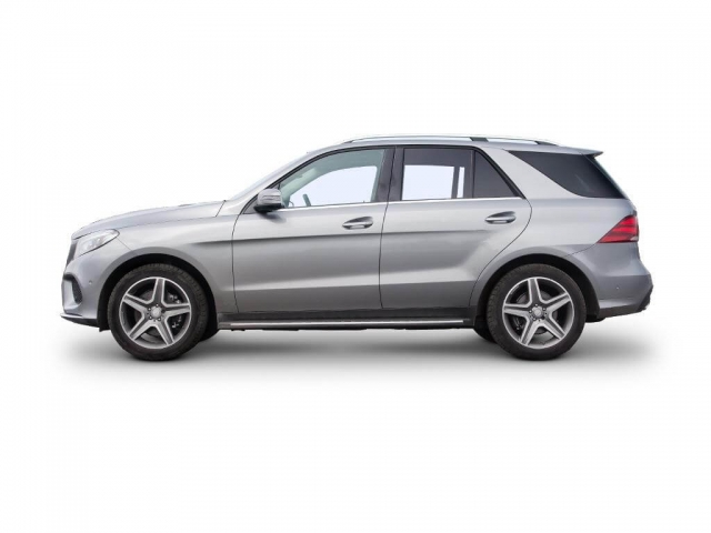 MERCEDES-BENZ GLE SUV GLE 450 4Matic AMG Line 5dr 9G-Tronic [7 Seats]