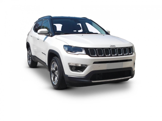 JEEP COMPASS 1.4 Multiair 140 Limited 5dr [2WD]