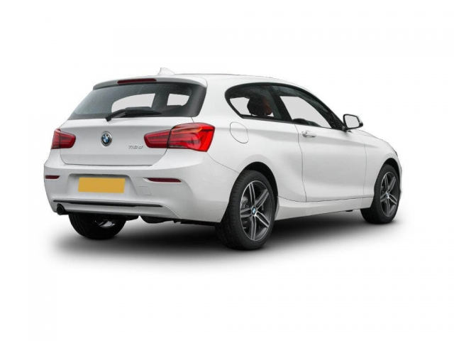 BMW 1 SERIES HATCHBACK 118i SE 5dr