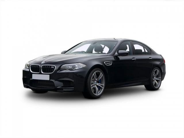 BMW M5 SALOON M5 4dr DCT