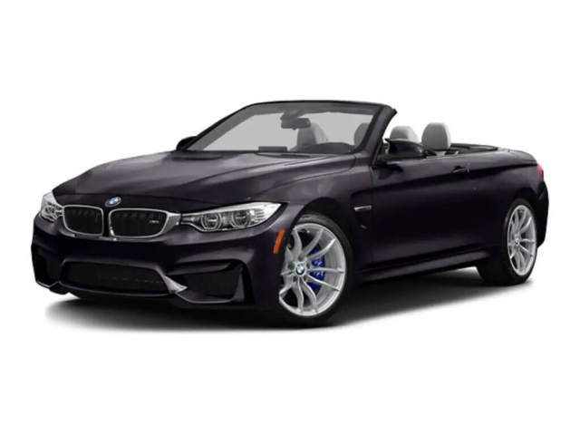 BMW M4 CONVERTIBLE M4 2dr